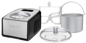 Cuisinart ICE-100 Compressor Ice Cream Maker Review