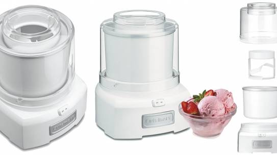Cuisinart ICE-21 Ice Cream Maker Review