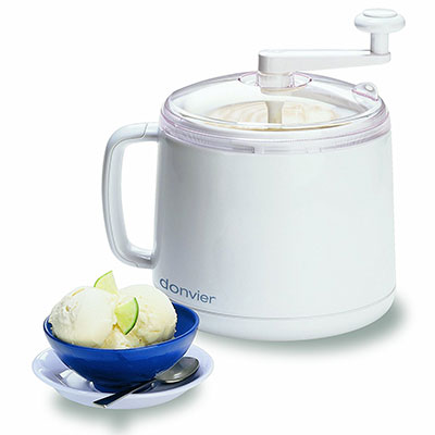 Donvier Manual Ice Cream Maker Review