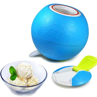 Yaylabs SoftShell Ice Cream Ball