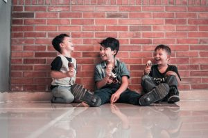Five Reasons Why Kids Love Ice Cream