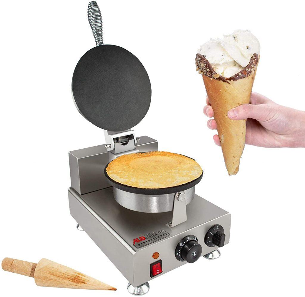 aldkitchen waffle cone maker
