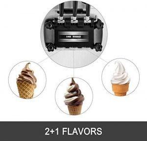 vevor commerical ice cream maker