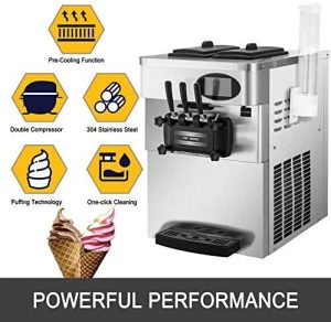 vevor ice cream maker