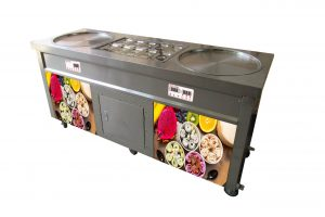 ric 1200 commercial rolled ice cream machine-min